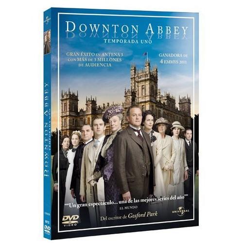 Downton Abbey - Temporada Uno (Serie 1) - Dvd Import - DVD Zone 2