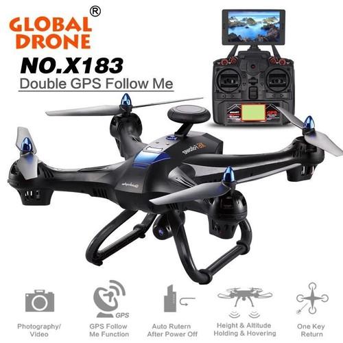 Commander dronex pro autonomie et avis drone sg700