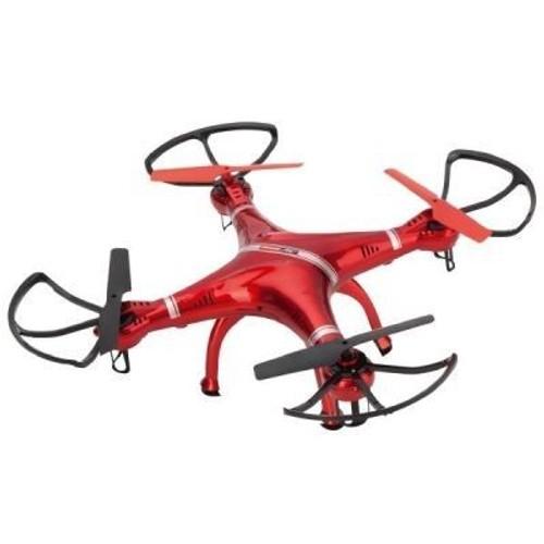 test drone parrot disco