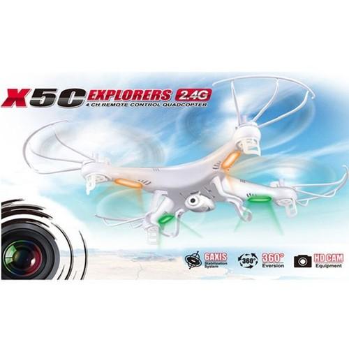 drone t l command avec cam ra hd 4go x5c radiocommand. Black Bedroom Furniture Sets. Home Design Ideas