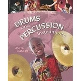 Drums And Percussion Instruments de Neil Champion
