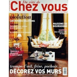 isolation maison 2005
