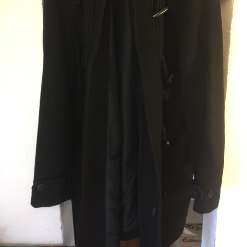 duffle coat celio noir taille xxl achat et vente. Black Bedroom Furniture Sets. Home Design Ideas
