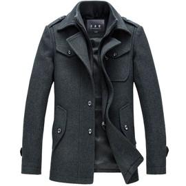 duffle coat manteau en laine d 39 affaires homme duffle coat manteau en laine d 39 affaires homme. Black Bedroom Furniture Sets. Home Design Ideas