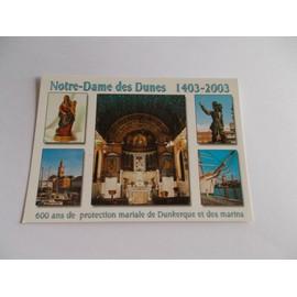 Dunkerque Chapelle Notre Dame Des Dunes