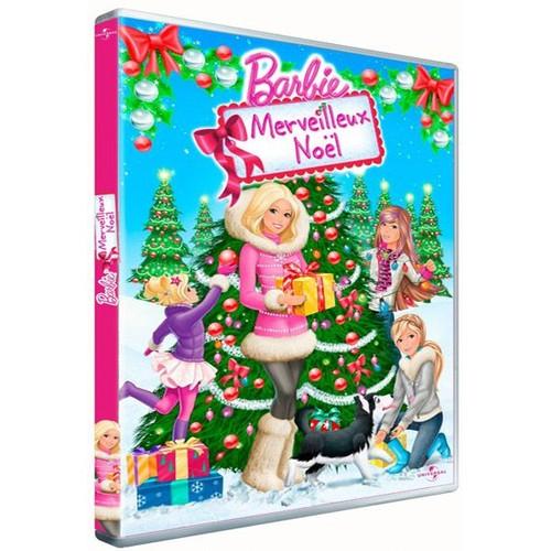 Barbie un merveilleux no l dvd zone 2 priceminister - Un merveilleux noel barbie ...