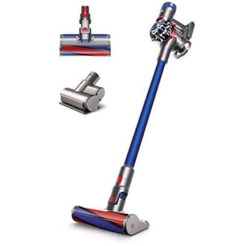 dyson v7 fluffy aspirateur balai sans sac pas cher. Black Bedroom Furniture Sets. Home Design Ideas