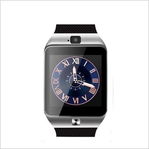 dz09 smartwatch montre intelligente montre connect e pour iphone samsung. Black Bedroom Furniture Sets. Home Design Ideas