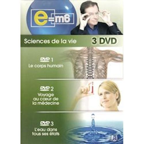 E m6 sciences de la vie 3 dvd dvd zone 2 - Code avantage aroma zone frais de port ...