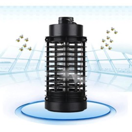 e thinker anti moustiques tue insectes mouche electrique led lampe uv. Black Bedroom Furniture Sets. Home Design Ideas