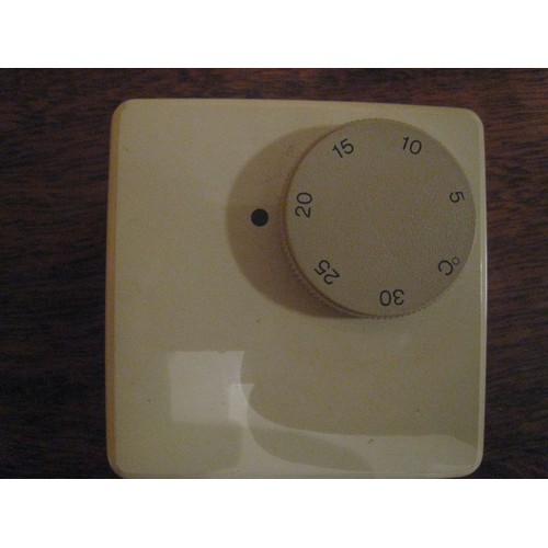 Eberle 15015 3521 16a thermostat mural for Chauffage mural quigg