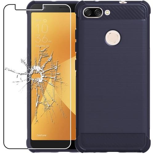 1ba15ba1357fe8 ebeststar-coque-asus-zenfone-max-plus-m1-zb570tl-housse-motif-fibre-carbone-luxe-flex-tpu-premium- bleu-fonce-dimensions-precises-smartphone-152-6-x-73-x-8-8 ...
