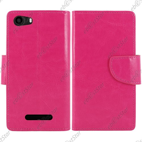 Ebeststar housse portefeuille coque etui protection for Coque portefeuille wiko lenny 2