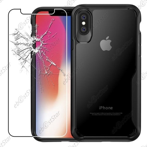 coque et film iphone x