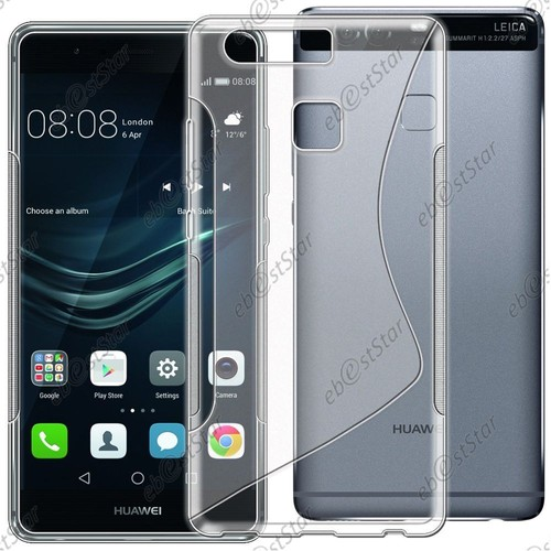 huawei p9 plus coque silicone
