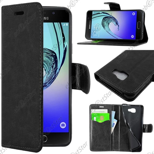 ebeststar pour samsung galaxy a3 2016 a310f housse coque etui portefeuille support folio. Black Bedroom Furniture Sets. Home Design Ideas