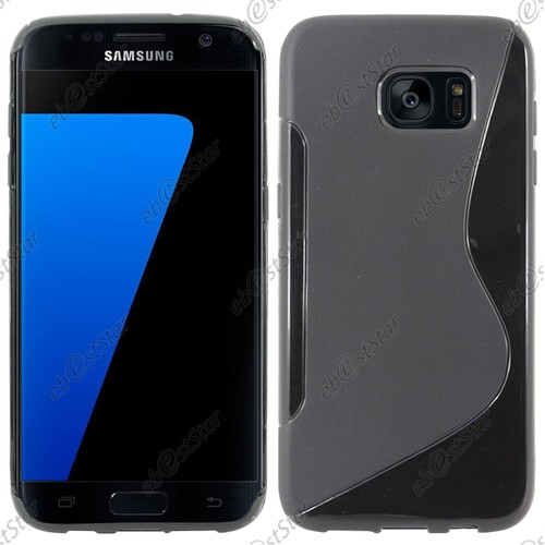 Ebeststar ® Pour Samsung Galaxy S7 Edge Sm-G935f G935 - Housse Etui Coque  Silicone Gel Motif ... 953f316026a5