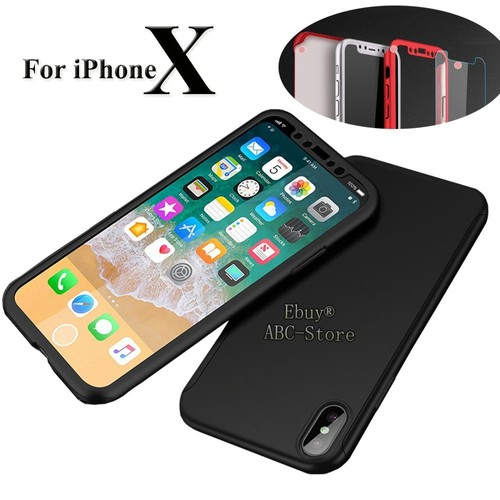 360 coque iphone x