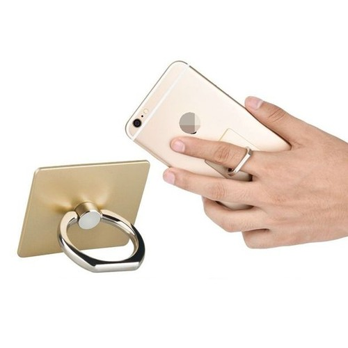 Ebuy universal 360 rotation bague support t l phone for Support telephone portable