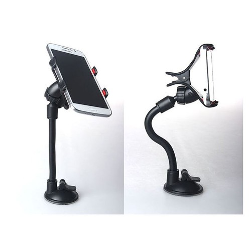 ebuy universal adjustable car mount bracket ventouse rotatif 360 degr s fixation pare brise. Black Bedroom Furniture Sets. Home Design Ideas