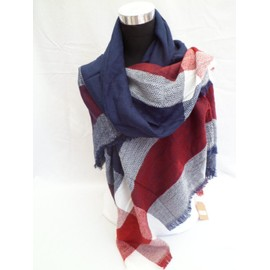 Echarpe marine femme - Idée pour s habiller d5de9755570
