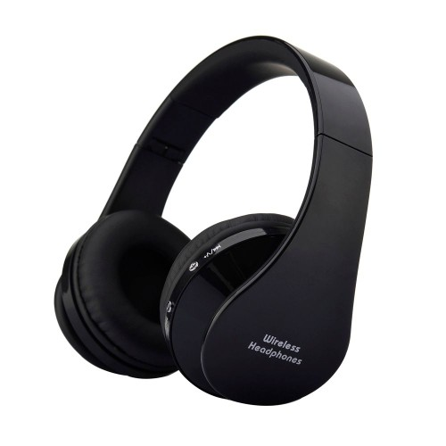 couteur casque bluetooth st r o audio sans fil headset avec microphone pour t l phone portable. Black Bedroom Furniture Sets. Home Design Ideas