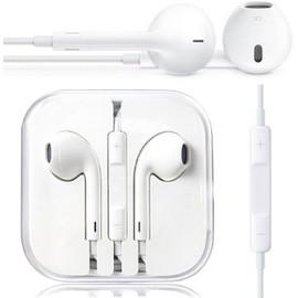 ecouteurs kit pi ton mains libre casque apple iphone 5 pas cher. Black Bedroom Furniture Sets. Home Design Ideas