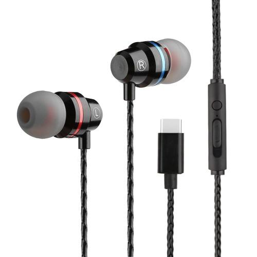 Écouteurs stéréo pour usb Leeco Type-c Écouteurs