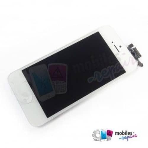 Ecran complet vitre tactile lcd retina chassis pieces for Ecran photo noir iphone 5