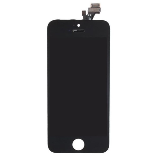 Ecran complet vitre tactile lcd retina sur chassis noir for Ecran photo iphone noir