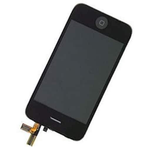 Ecran iphone 4s noir complet vitre tactile et lcd pas cher for Ecran photo iphone noir