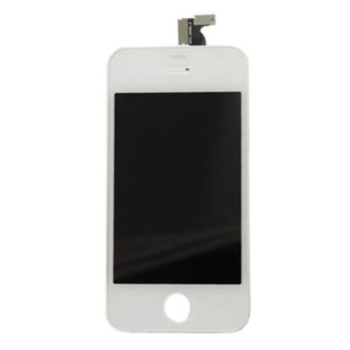 ecran lcd dalle tactile pour iphone 4s blanc pas cher. Black Bedroom Furniture Sets. Home Design Ideas