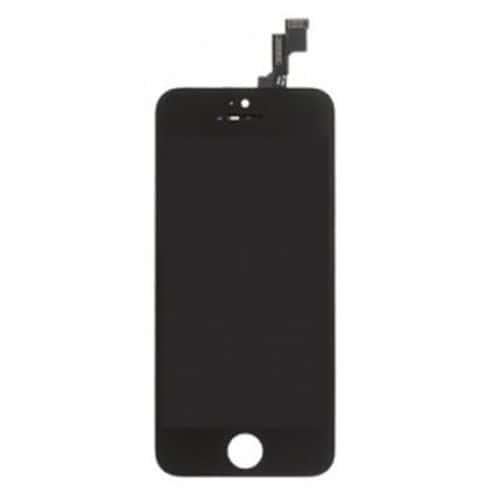 Ecran lcd dalle tactile pour iphone 5s noir pas cher for Ecran photo noir iphone 5