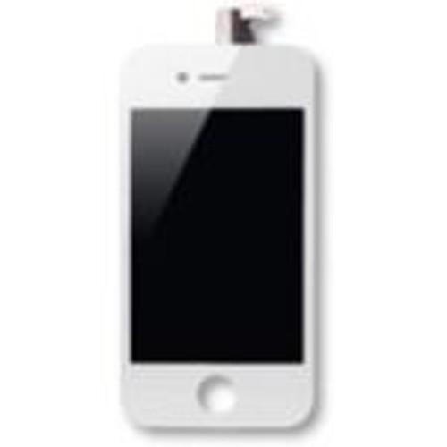 ecran lcd de rechange pour iphone 4 blanc pas cher priceminister rakuten. Black Bedroom Furniture Sets. Home Design Ideas