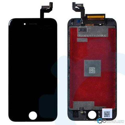 ecran lcd original avec vitre tactile sur ch ssis iphone 6s noir. Black Bedroom Furniture Sets. Home Design Ideas