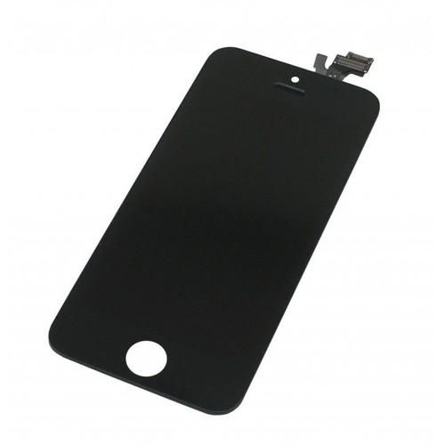 Ecran lcd tactile noir apple iphone 5s original pas cher for Ecran photo noir iphone 5
