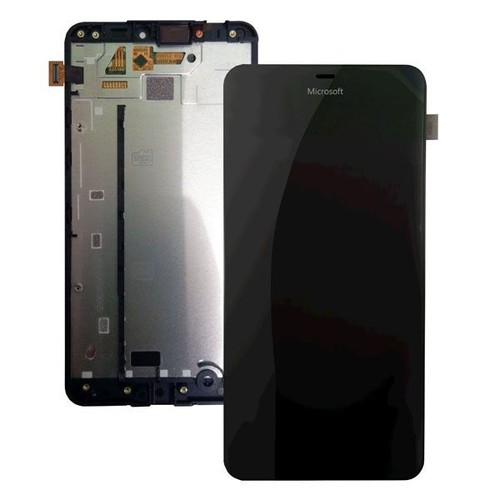 Ecran lcd vitre tactile noire pour microsoft lumia 640 for Photo ecran lumia 640