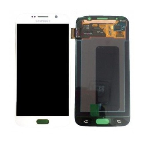 Ecran lcd vitre tactile pour samsung galaxy s6 sm g920f for Samsung s6 photo ecran
