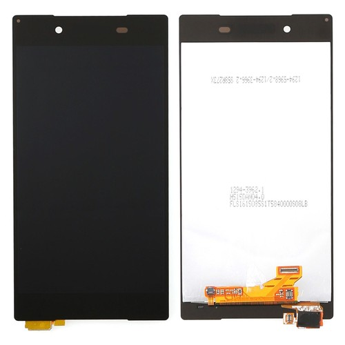 Cran lcd vitre tactile pour sony xperia z5 e6653 noir for Ecran photo sony