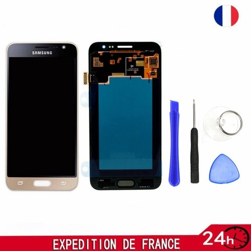 Ecran lcd vitre tactile pr mont pour samsung galaxy j3 for Ecran photo 2016