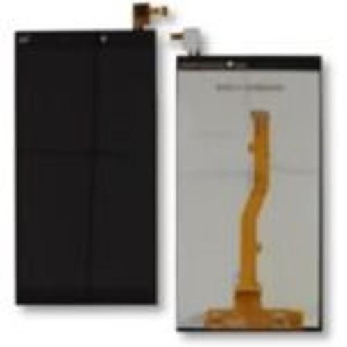 ecran tactile noir lcd de remplacement pour alcatel one touch m823 orange nura 2. Black Bedroom Furniture Sets. Home Design Ideas