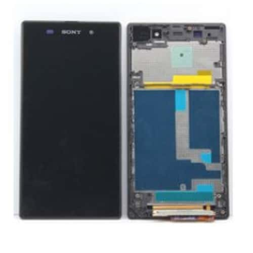 Ecran vitre tactile lcd sur chassis pour sony sony xperia for Ecran photo sony