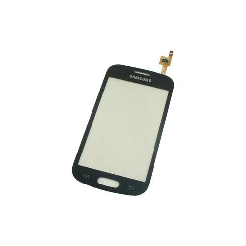 Ecran vitre tactile pour samsung s7390 galaxy trend lite - Samsung galaxy trend lite appareil photo ...