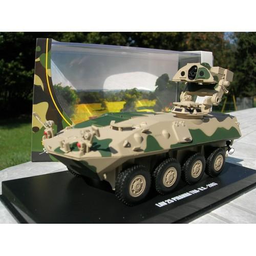 edison militaire metal 1 43 vehicule blind lav25 piranha 8x8 tua us 2003. Black Bedroom Furniture Sets. Home Design Ideas