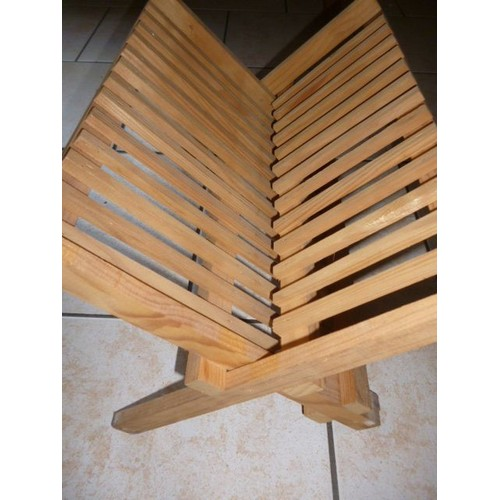 egouttoir vaisselle en bois brut pour patiner achat et vente. Black Bedroom Furniture Sets. Home Design Ideas