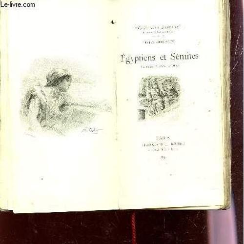 Egyptiens Et Semites Textex Originaux  Collection Papyrus De Collectif 950383991_L