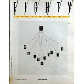 eighty n 32 du 01 03 1990 annette messager beaubourg une decennie difficile a negocier. Black Bedroom Furniture Sets. Home Design Ideas