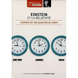 Einstein Et La Relativité - L'espace Est Une Question De Temps   de David  Format Cartonné