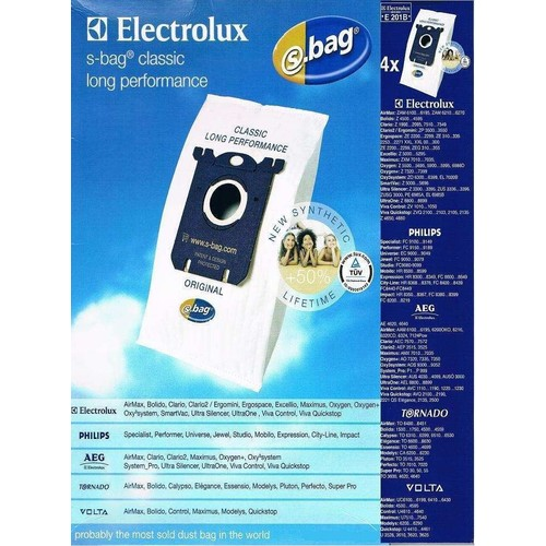 electrolux s bag e201b classic long performance kit de. Black Bedroom Furniture Sets. Home Design Ideas