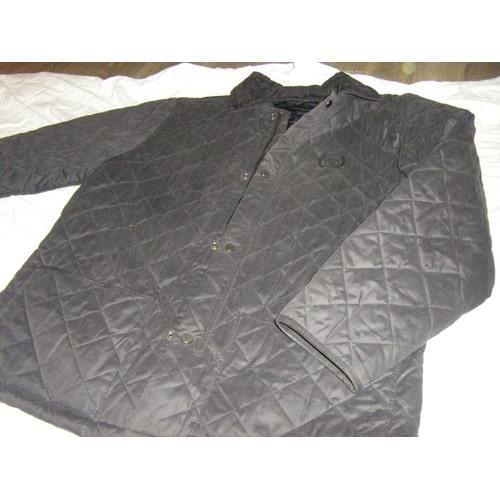 el gant manteau noir matelass traitement dupont teflon gage de qualit textile peau de p che. Black Bedroom Furniture Sets. Home Design Ideas